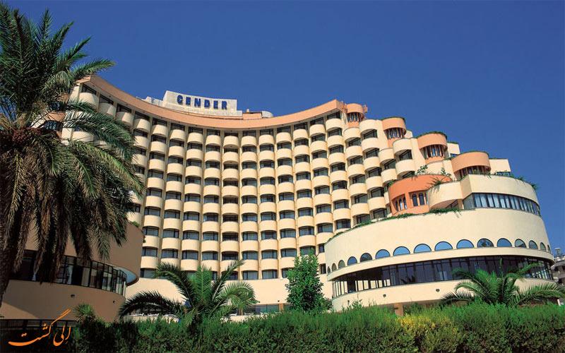 هتل سندر آنتالیا Cender Hotel