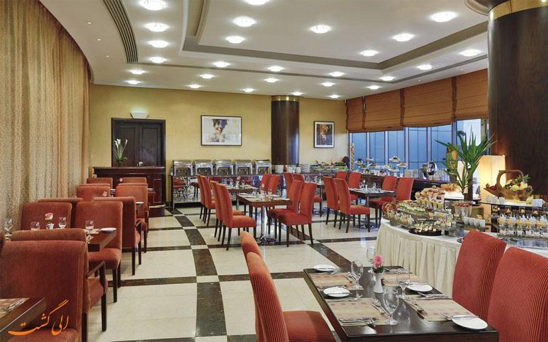 امکانات تفریحی هتل سیتی سیزنز دبی- رستوران