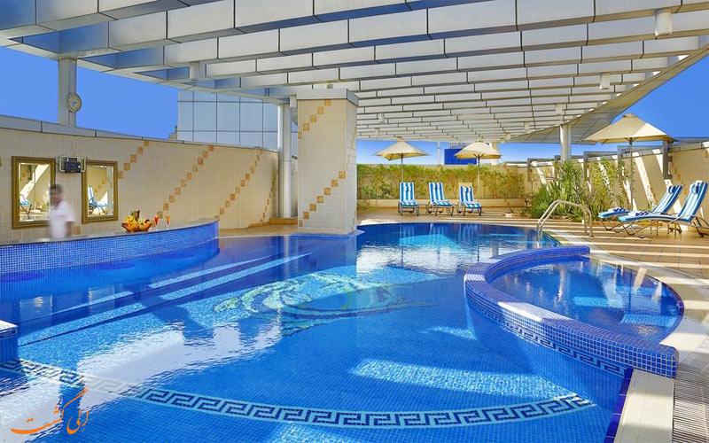 امکانات تفریحی هتل سیتی سیزنز دبی- استخر