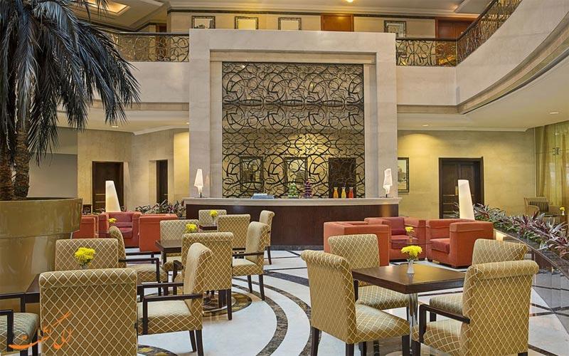 هتل سیتی سیزنز دبی- رستوران