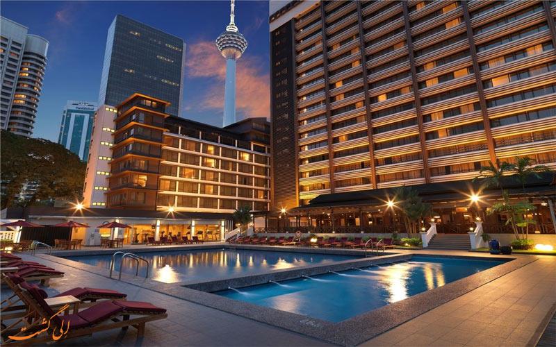 هتل کنکورد کوالالامپور Concorde Hotel Kuala Lumpur