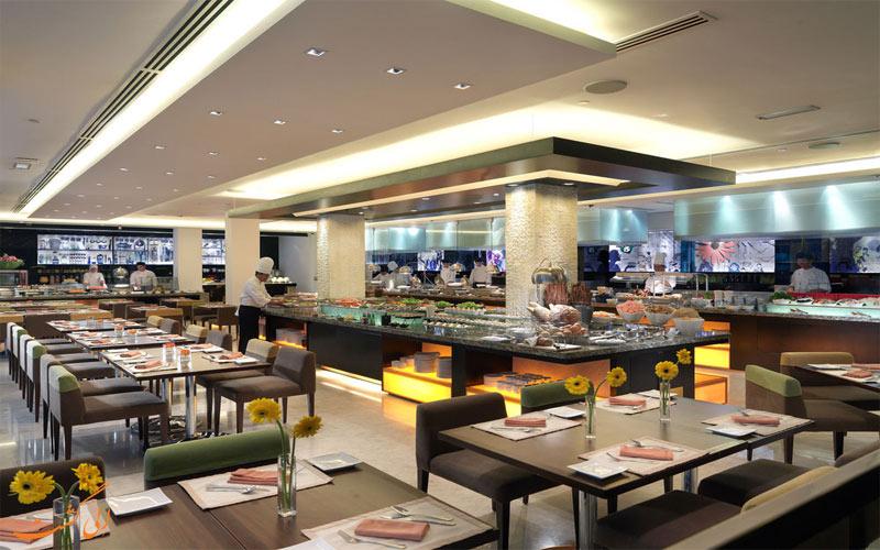 Concorde Hotel Kuala Lumpur- eligasht.com - رستوران