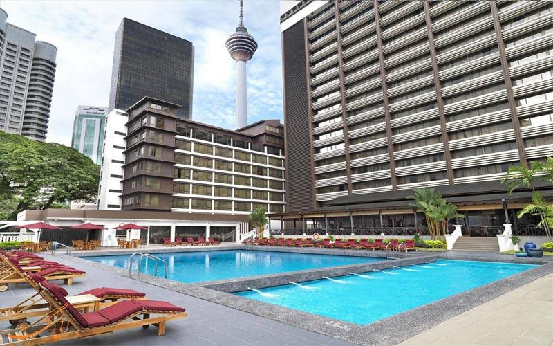 امکانات تفریحی هتل کنکورد کوالالامپور