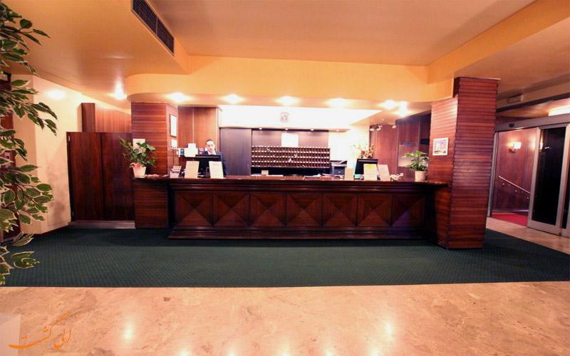 خدمات رفاهی هتل کریستالو میلان