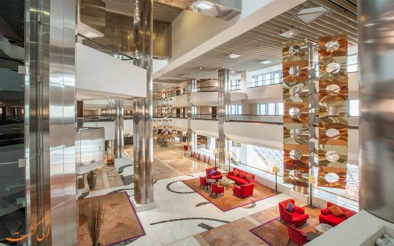 هتل کراون پلازا دبی Crowne Plaza Dubai Deira