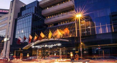 هتل کراون پلازا دبی