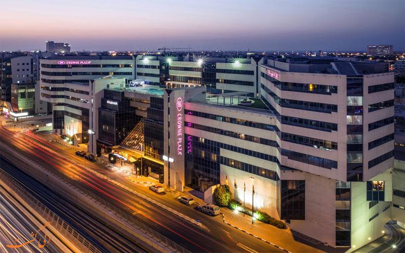 Crowne Plaza Dubai Deira- eligasht (3)