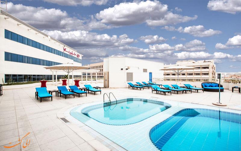 امکانات تفریحی هتل کراون پلازا دبی
