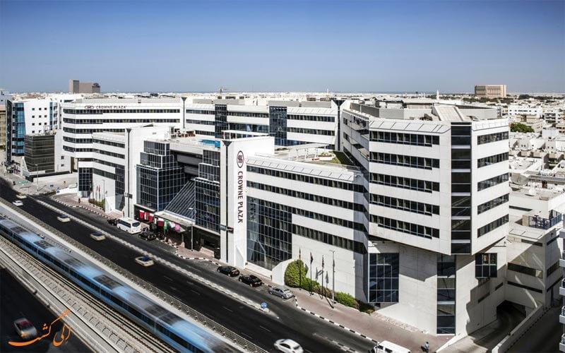 Crowne Plaza Dubai Deira- eligasht (9)