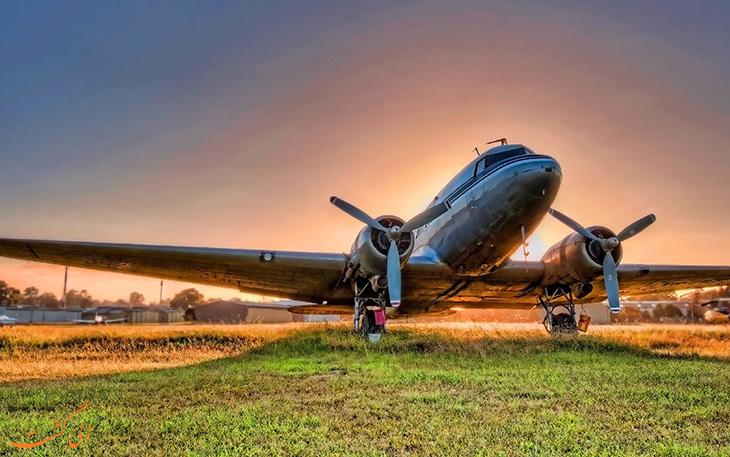 هواپیمای داگلاس- سال 1936