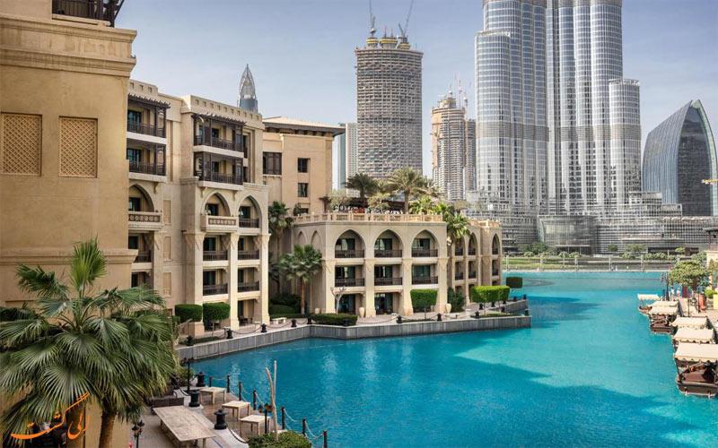 Delmon Hotel-دبی