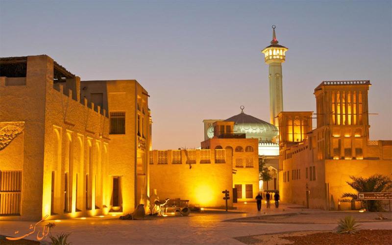 Delmon Hotel-ناحیه بستاکیه دبی