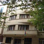 معرفی هتل ۳ ستاره دیپلمات در باکو