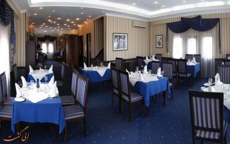 Diplomat Hotel Baku- eligasht.COM رستوران