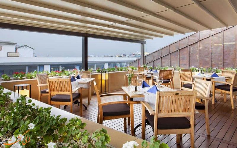 هتل دابل تری بای هیلتون اولد تاون استانبول