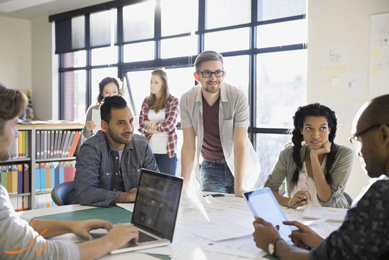 افزایش بازدهی در کارمندان