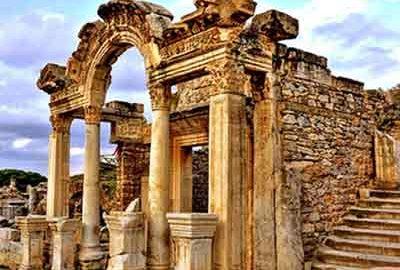 شهر افسوس در کوش آداسی