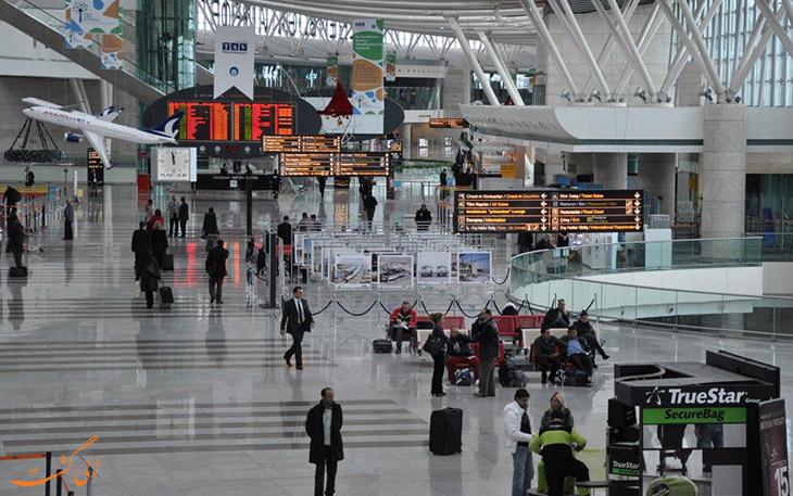 فرودگاه آنکارا ترکیه