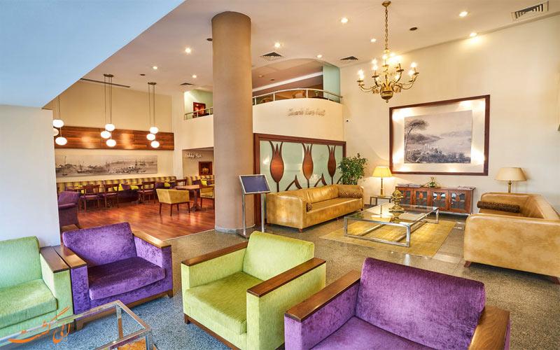 هتل فرونیا استانبول Barcelo Eresin Topkapi
