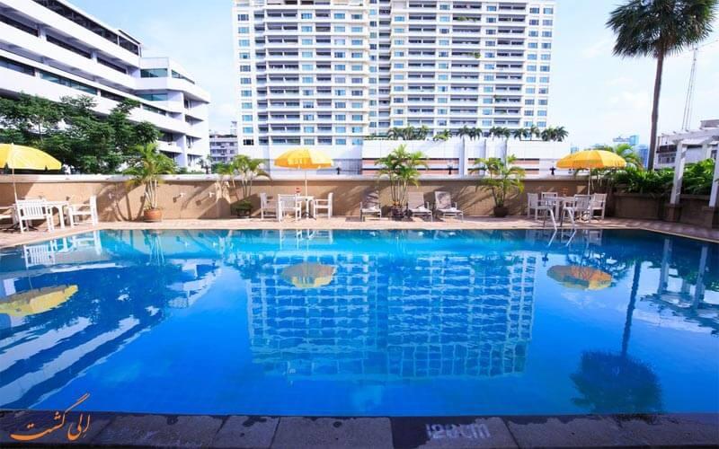 امکانات تفریحی هتل فوروم پارک بانکوک