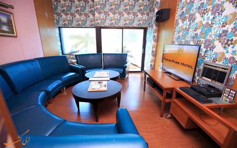 امکانات اتاق های هتل فوروم پارک بانکوک