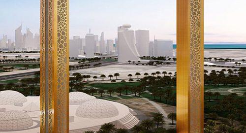 برج قاب دبی