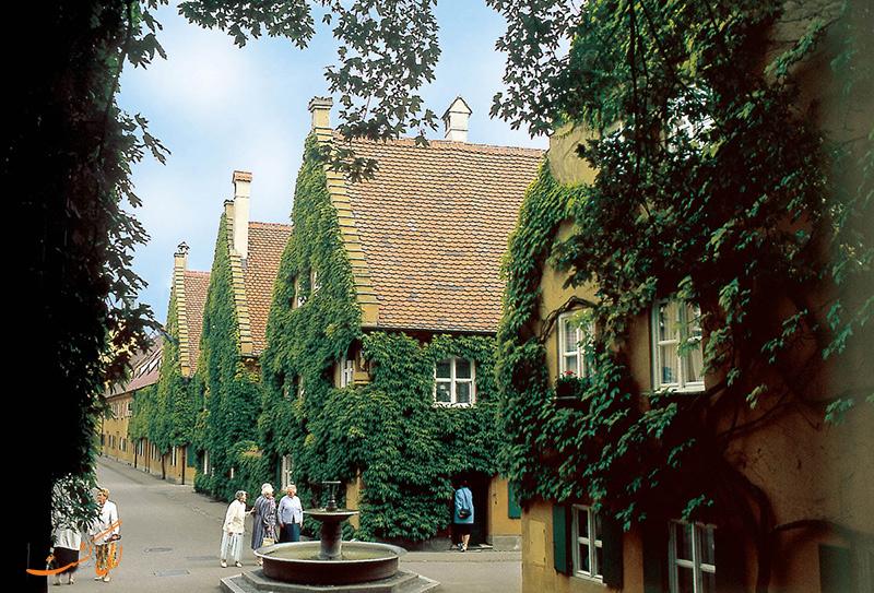 روستای فوگری در آلمان