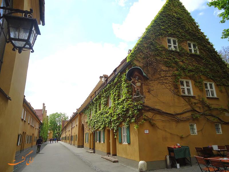 روستای فوگری آلمان
