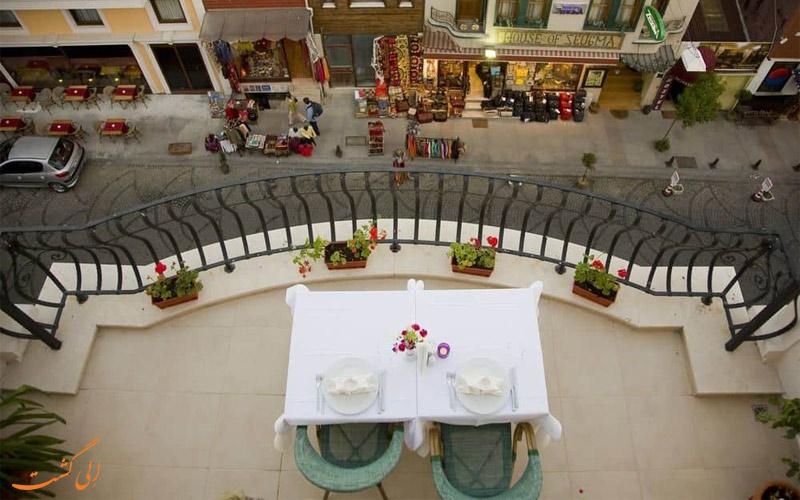 هتل جی ال کا پریمیر ریجنسی استانبول