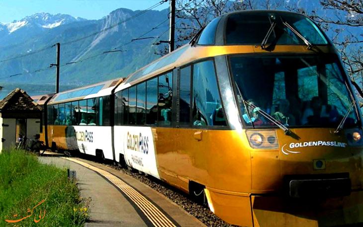 قطار طلایی
