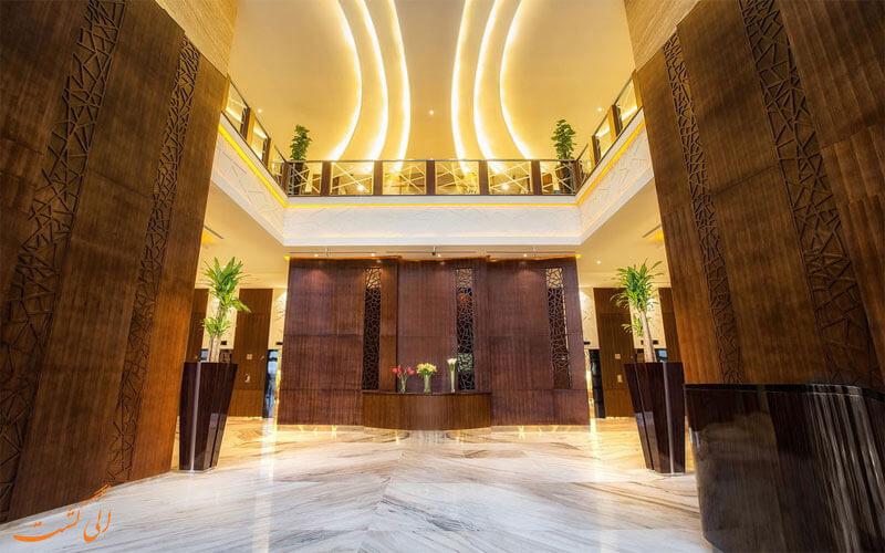 هتل قایا گرند دبی Ghaya Grand Hotel