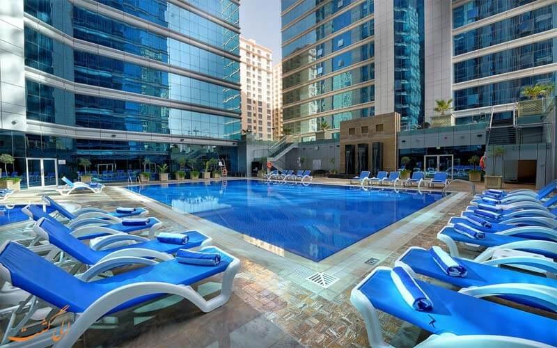 امکانات تفریحی هتل قایا گرند دبی