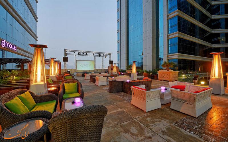 خدمات رفاهی هتل قایا گرند دبی
