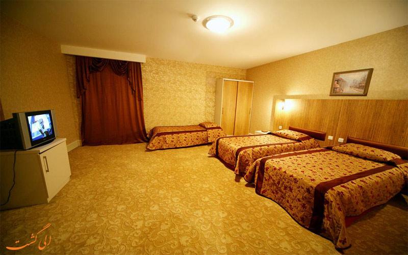 انواع اتاق های هتل گلدن هیل استانبول