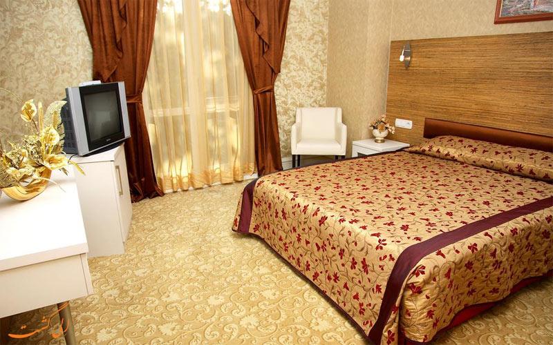 امکانات اتاق های هتل گلدن هیل استانبول