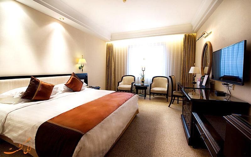 انواع اتاق های هتل گرند مترو پارک هانگزو
