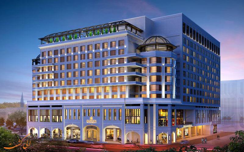 هتل گرند پارک سیتی هال سنگاپور Grand Park City Hall