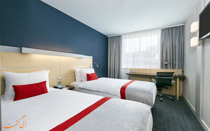 انواع اتاق های هتل هالیدی این اکسپرس سیتی سنتر برلین