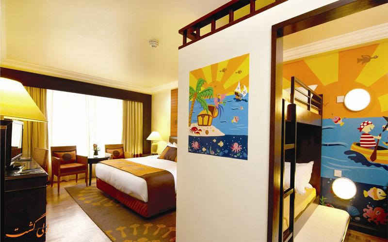 انواع اتاق های هتل هالیدی این پنانگ