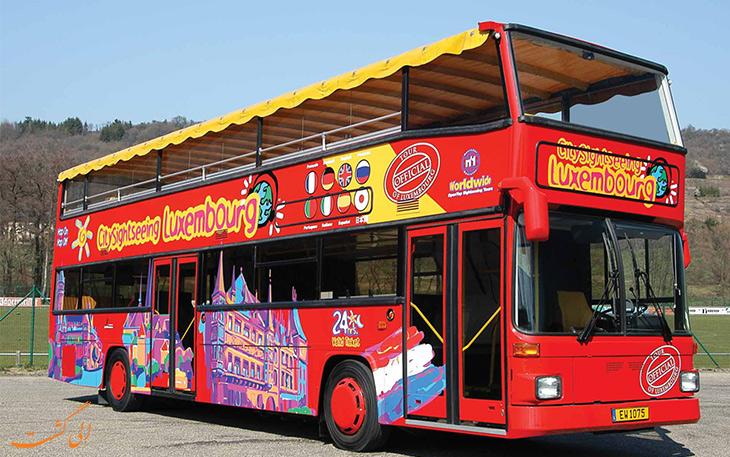 اتوبوس های گردشگری در لوکزامبورگ