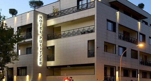 Hotel Pulitzer Roma- eligasht .com الی گشت