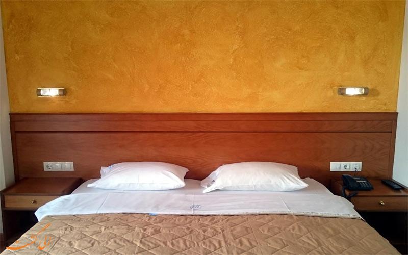 امکانات اتاق های هتل ریو آتن