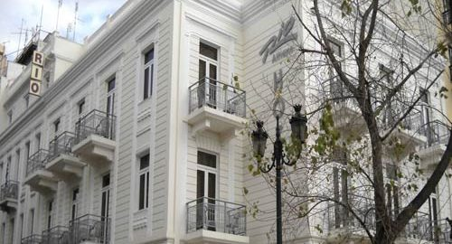 Hotel Rio Athens- eligasht.com الی گشت
