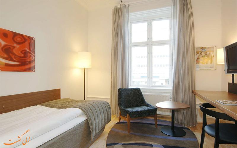 Hotel Scandic Webers- eligasht.com اتاق ها