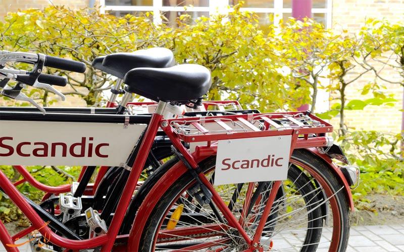 امکانات تفریحی هتل اسکاندیک وبرز کپنهاگ