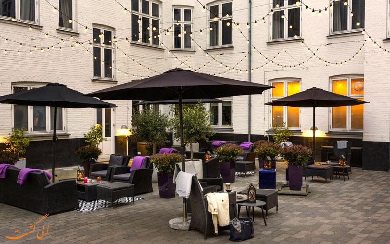 هتل اسکاندیک وبرز کپنهاگ Scandic Hotel Webers