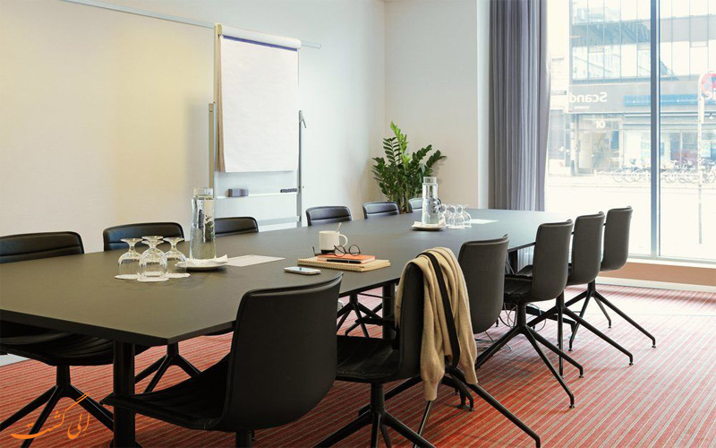 خدمات رفاهی هتل اسکاندیک وبرز کپنهاگ- کنفرانس