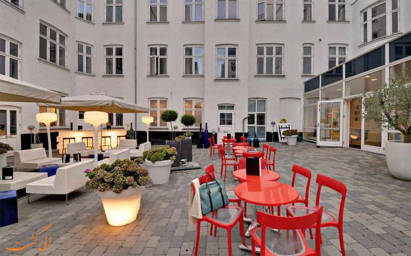 Hotel Scandic Webers- eligasht.com رستوران