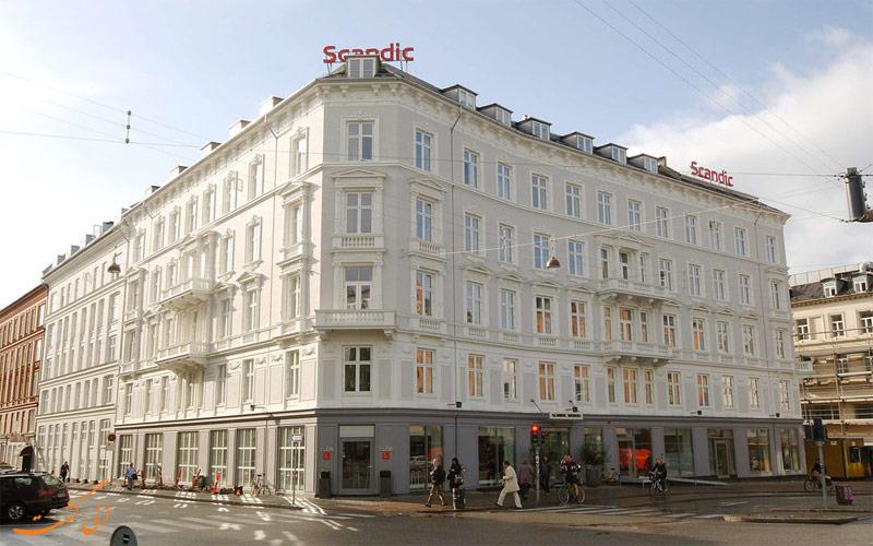 Hotel Scandic Webers- eligasht.com نمای بیرونی هتل