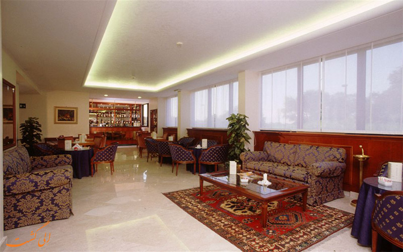 Hotel The Brand Roma- الی گشت- لابی
